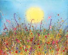 Yvonne Coomber - Walking on sunshine