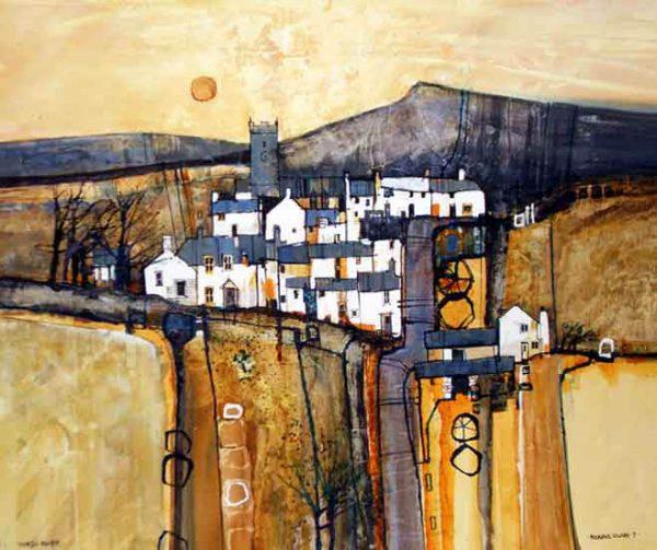 Martin Procter Moorland Village 3
