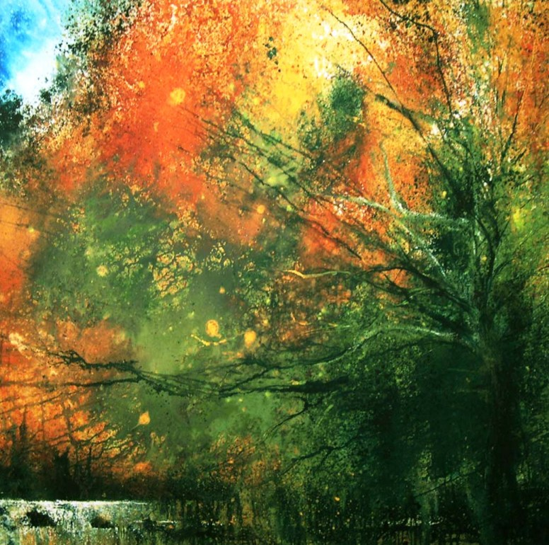 Stewart Edmondson Leave Fall Land Sings