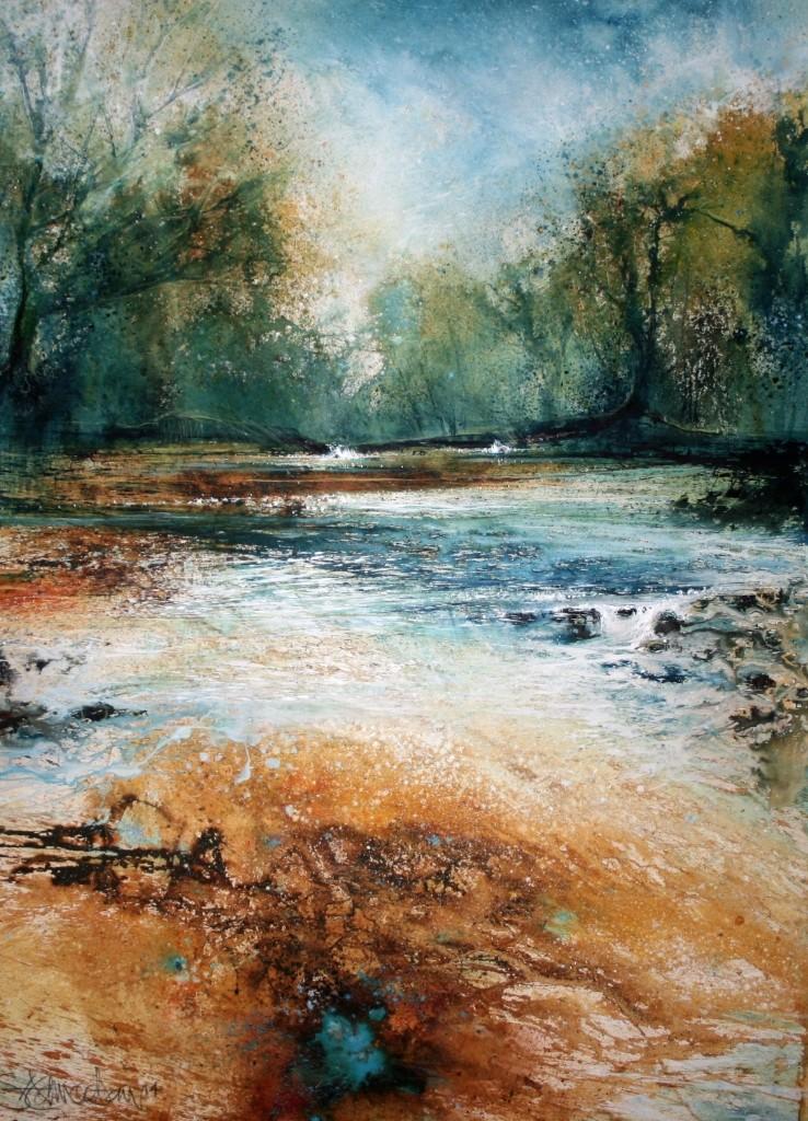 Stewart Edmondson The River Runs Gold