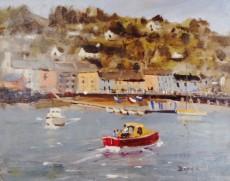 John Boyce - Dittisham Ferry