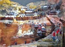 Nagib Karsan - Clovelly, Devon