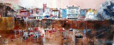 Nagib Karsan - The Quay, Dartmouth 58x23 595