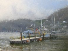 robin-mason-the-jetty-dartmouth-38x30cm-645