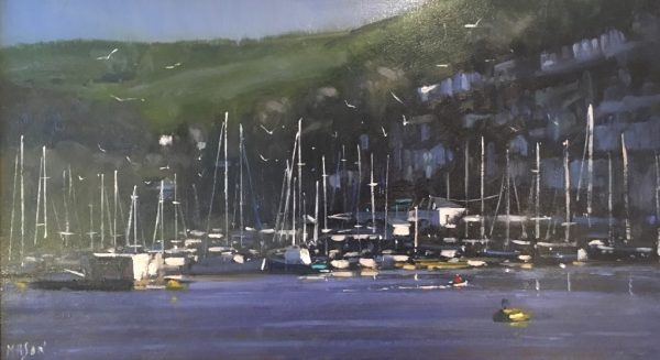 Robin Mason - Across to Kingswear