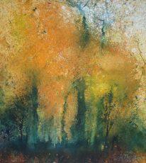 Bright Chestnut (51 x 54cm) by Stewart Edmondson