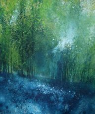 In the Calling Out to One Another by Stewart Edmondson (59 x 69cm)