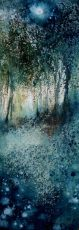 Into the Blue (26 x 76cm) by Stewart Edmondson