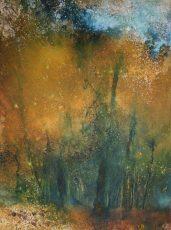 Sweet Wild Chestnut - An original paintign by Stewart Edmondson