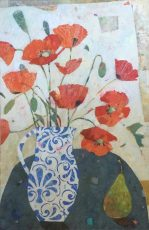 Meadow Poppies £875