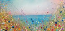 Yvonne Coomber - Mermaids joy 100x50