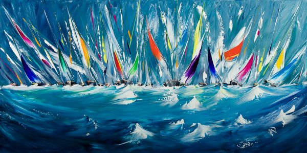 Jan Nelson Offshore 140x70cm