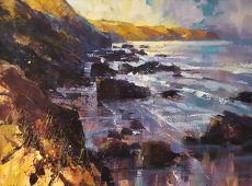 Chris Forsey Shoreline. £1950