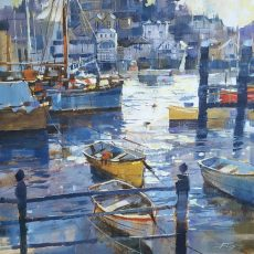 Chris Forsey tethered boats Dartmouth £1125