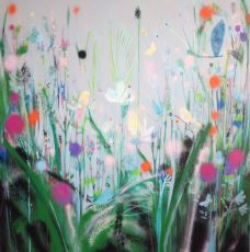 Flutter Sparkles 100x100cm £995
