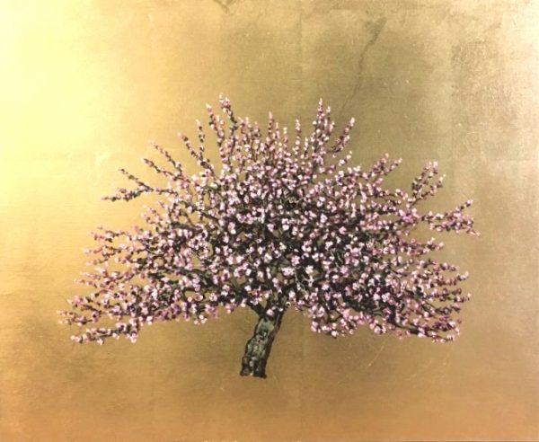 Jack Frame golden cherry 55x45 framed £795