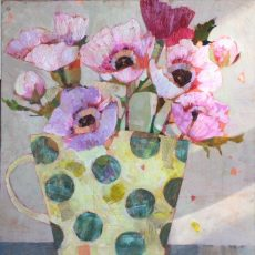 4 Spring Cup 60 x60 cms £795