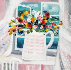 NR - The Window Seat 30x30