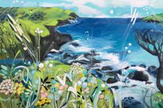 Natalie Rymer - Sea Days 91x61
