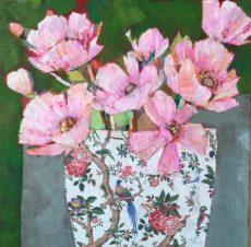 SAF Summer Garden Flowers 40 x40 cms £395