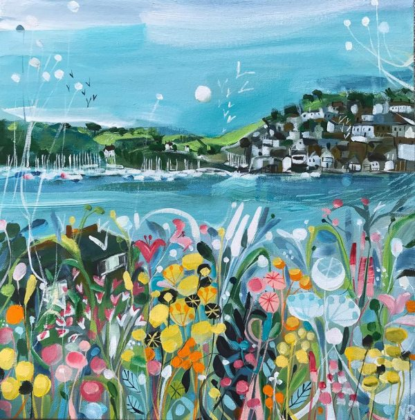 Springtime in Dartmouth 40x40