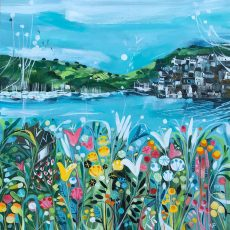 Springtime in Dartmouth 60x60