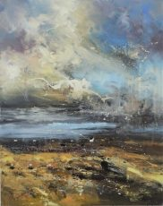 Elements of the moors 100x80cm