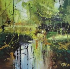 Spring vision by Claire Wiltsher