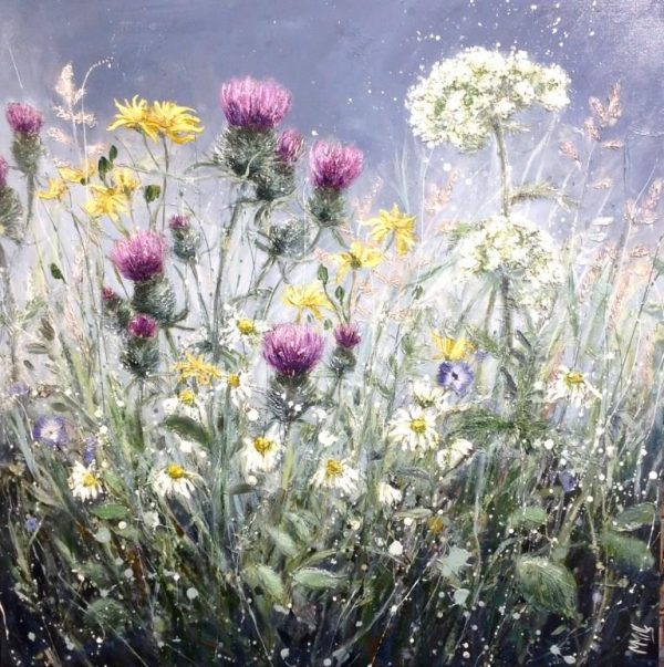 Marie Mills 'Petals and Prickles'
