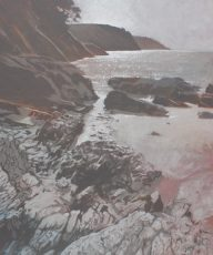 GR Sugary Cove Dartmouth 65x55cm £1250