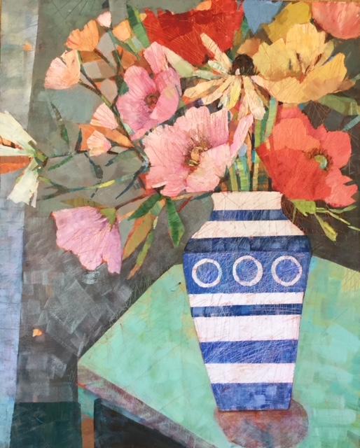Flowers from Burnham Market 24 x30in £895