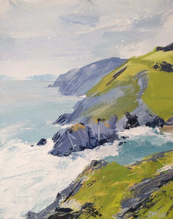 SMG Soar Mill Cove 44 x 35cm £395