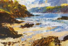 Wind and sail, Sunny Cove 36x50 950