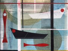 Heidi Archer - Red Herring 35x25cm £450