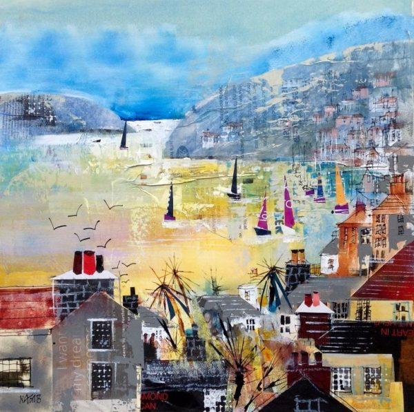 Nagib Karsan Summer Sails Dartmouth 42x42 £595