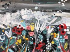 Natalie Rymer A Winters Night 40x30