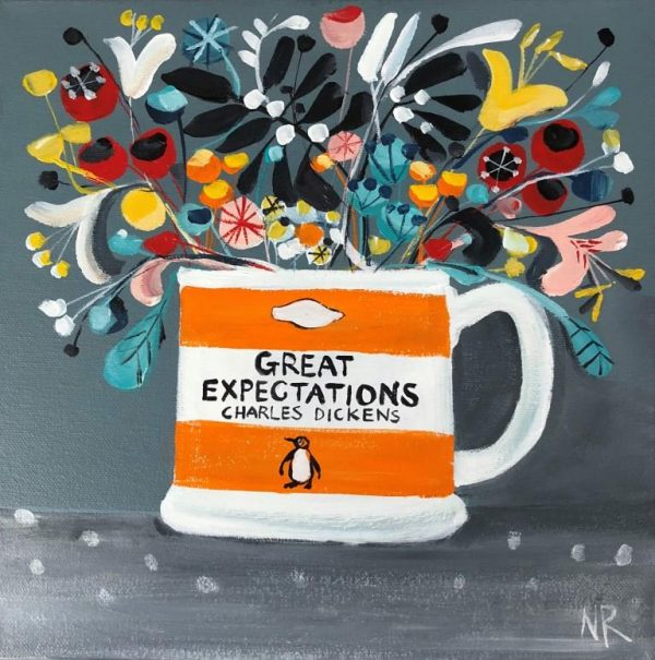 Natalie Rymer Great Expectations 30x30