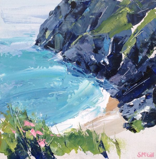 Sian McGill Maceley Cove 40 x 41cm