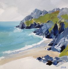 Sian McGill Prawle Point I 51 X51cm