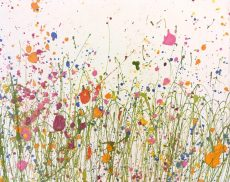 Yvonne Coomber - Your sweet love makes my soul happy 50x40 £850