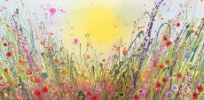 Yvonne Coomber - you're the one 80x40 £1030
