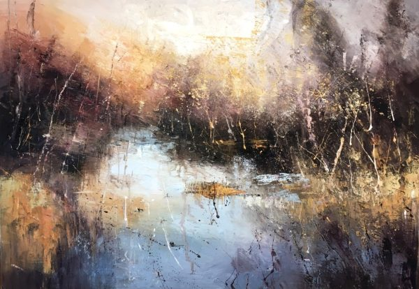 Claire Wiltsher Dawning 2 100x70