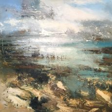 Claire Wiltsher Winter Shroud 100x100