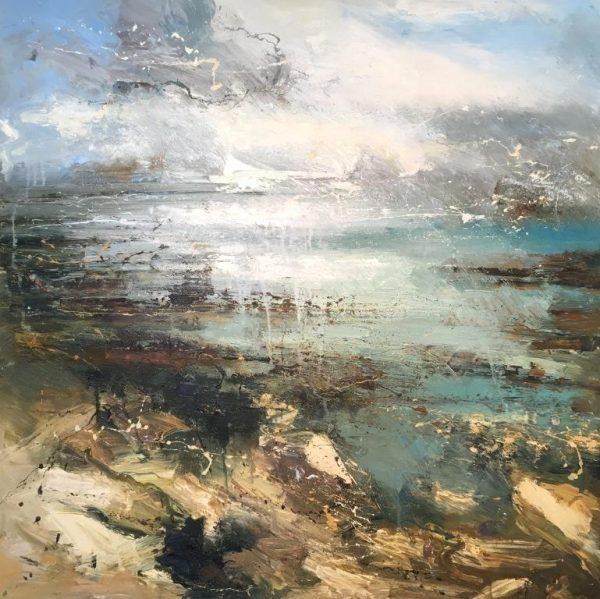 Claire Wiltsher Winter Shroud 100x100