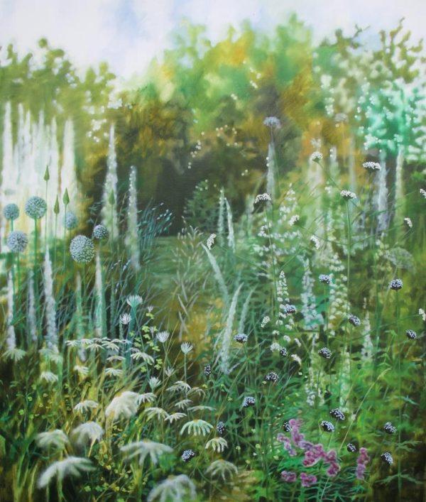 Dorset summer garden II