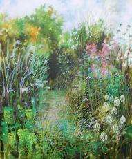 Dorset summer garden III