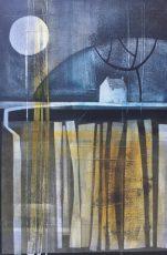 Fallow land. Heidi Archer 76 x 51cm