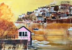"Warfleet, Dartmouth, size 23.5"" x 16.5"", £795"