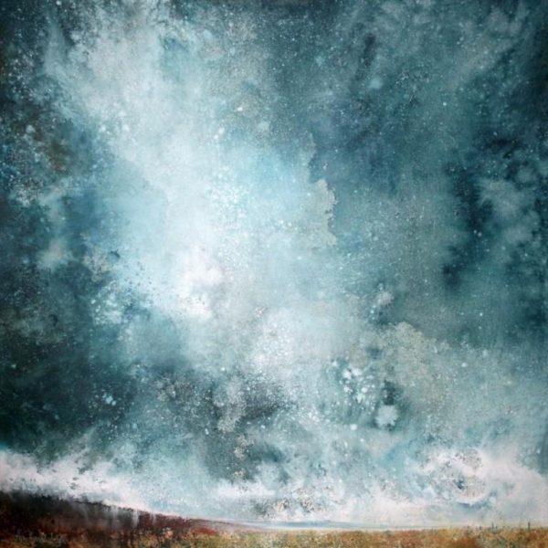Where-Earth-Meets-Sky-Stone-Row-Holne-Moor-91-x-91cm-1024x1024