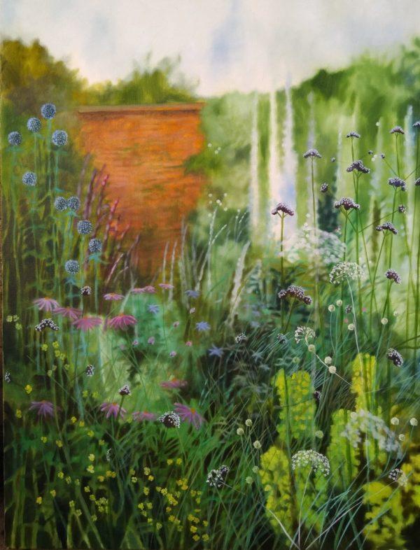 Wiltshire summer garden IV